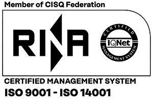 consultek srl azienda certificata ISO9001 e ISO14001